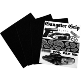 "Venom Gangster Grip Tape 3-Pack - Heavy Duty Grit (10"" x 11"")"