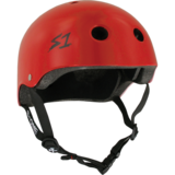 S-One Lifer Helmet - Red Gloss