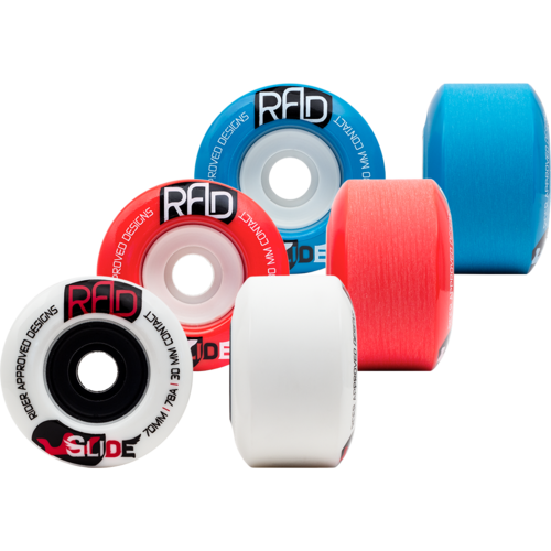 "70mm RAD ""Glide"" Wheels"