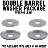 MuirSkate Beasto Double Barrel Washer Package