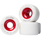 65mm Blood Orange Liam Morgan Pro Series Longboard Skateboard Wheels