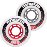 70mm Boss Hawgs Longboard Skateboard Wheels