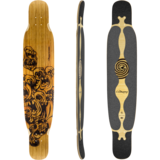 Loaded Bhangra Longboard Skateboard Deck w/ Grip