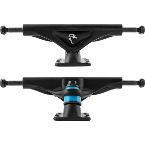 155mm Bear Polar Bear Black Longboard Skateboard Truck