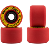 70mm Phat DeanZ Rag DollZ Longboard Skateboard Wheels