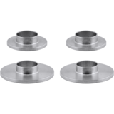 Array Machined Barrel Sleeved Washer & Cone Sleeved Washer Combo Pack - Four Pack
