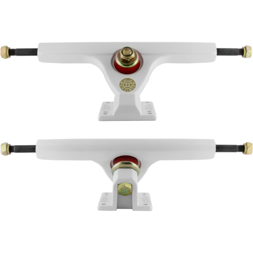 "184mm Caliber 2 ""White Gold"" Downhill Longboard Truck"