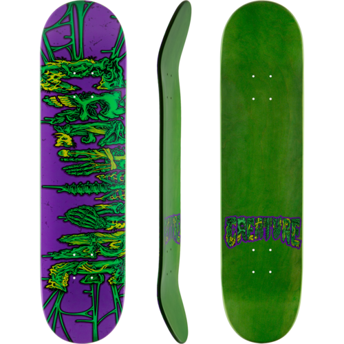 Creature Catacombs Md Skateboard Custom Complete