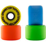 64mm Sector 9 Nineballs Assorted Colors Longboard Skateboard Wheels