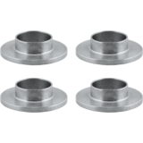 Array Machined Cone Sleeved Washer Combo Pack - Four Pack