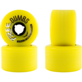 64mm Free Dumbs Longboard Skateboard Wheels