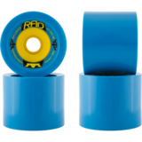 70mm RAD Adam Persson Influence Longboard Skateboard Wheels