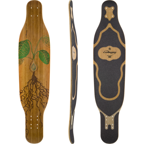 Loaded Fat Tail Longboard Skateboard Custom Complete