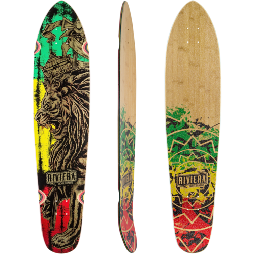 Riviera King of Kings Longboard Skateboard Custom Complete