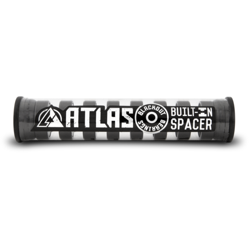 Atlas Blackout Built-In Bearings