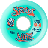 69mm Sector 9 Top Shelf Nineballs Longboard Skateboard Wheels