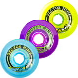 72mm Sector 9 Top Shelf Nineballs Longboard Skateboard Wheels
