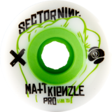 65mm Sector 9 Matt Kienzle Pro Longboard Skateboard Wheels