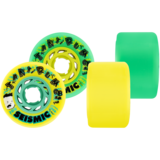 68mm Seismic Tantrum Longboard Skateboard Wheels