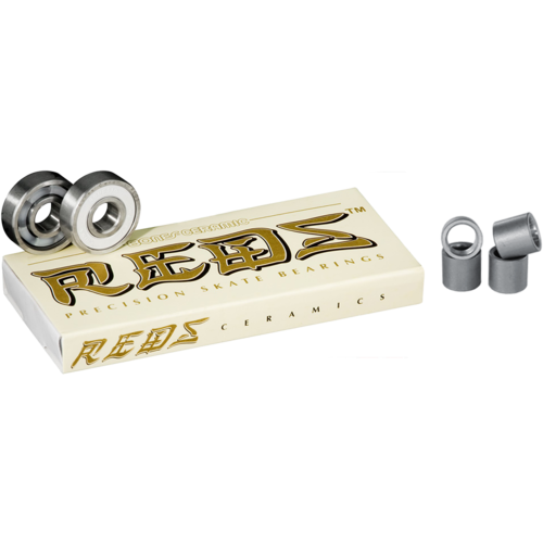 Bones Ceramic Super Reds + Spacers = Protect Your Bearings