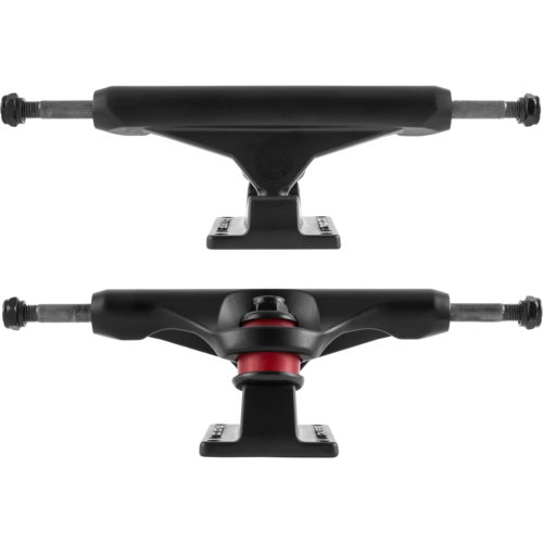 "160mm Caliber The New Standard Blackout 9"" Axle Skateboard Truck"