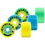 72mm Seismic Tantrum Longboard Skateboard Wheels