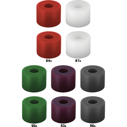 RipTide KranK **TALL BARREL** Longboard Skateboard Bushings Pack