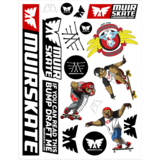 MuirSkate Massive Sticker Pro Pack