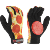Landyachtz Pizza Hands Slide Gloves + Palm Pucks