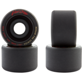 60mm Blood Orange - Liam Morgan Pro Series Black Thane Limited Longboard Skateboard Wheels