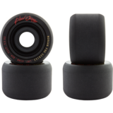 65mm Blood Orange - Liam Morgan Pro Series Black Thane Limited Longboard Skateboard Wheels