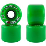 60mm ABEC 11 NOSkoolZ Longboard Skateboard Wheels