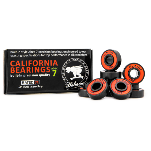 Holesom California Built-In Bearings