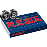Bones Reds Race Built-In Bearings