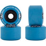 63mm RAD Feather Longboard Skateboard Wheels