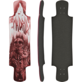 Madrid Goat Sucker Longboard Skateboard Deck w/ Grip