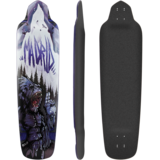 Madrid Bigfoot Longboard Skateboard Custom Complete