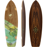 Arbor Rally - Groundswell Series - Longboard Skateboard Custom Complete