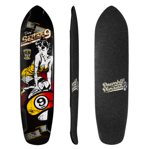 Sector 9 Downhill Division Daisy Downhill Skateboard
