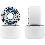 64mm ABEC 11 Polka Dot Longboard Skateboard Wheels