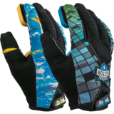Sector 9 Rally Youth Slide Glove + Palm & Finger Pucks