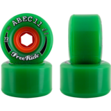 72mm ABEC 11 Classic 'Thane Offset FreeRides Longboard Skateboard Wheels