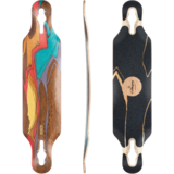 Loaded Icarus Longboard Skateboard Deck w/ Grip