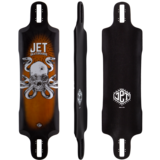 Jet 2016 KillShot Drop Through 39 Longboard Skateboard Custom Complete