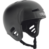 TSG Dawn Full Cut - CPSC Certified - Black Helmet