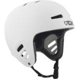 TSG Dawn Full Cut - CPSC Certified - White Helmet