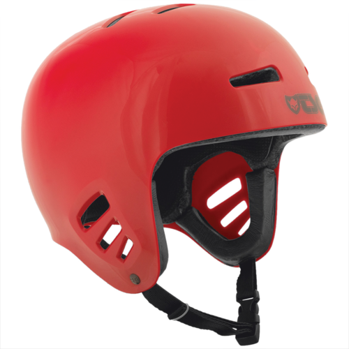 TSG Dawn Full Cut - CPSC Certified - Red Helmet