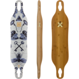Arbor Axis - Bamboo Collection - Longboard Skateboard Deck w/ Grip