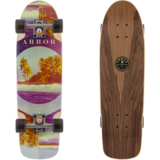 Arbor 2017 Pilsner - Photo Collection - Pre-Assembled Mini Longboard Skateboard Complete