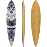 Arbor Timeless - Bamboo Collection - Longboard Skateboard Deck w/ Grip